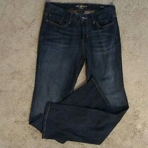 """Lucky Brand """"The Sweet Jean Straight"""" Jeans"""